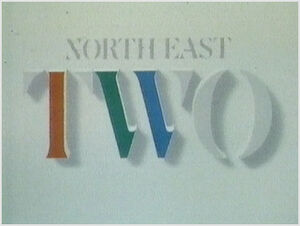BBC Two North East 1986