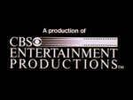 CBS Entertainment Productions Blood River 1990