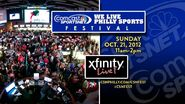 Comcast Sportsnet Philadelphia's We Live Philly Sports Festival Video Promo For October 21, 2012