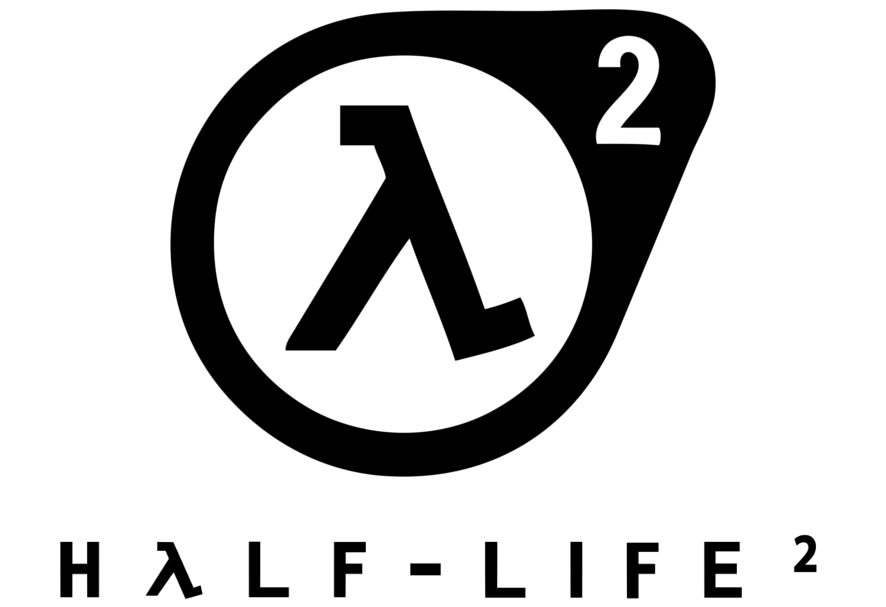 Image result for half life 2 text png