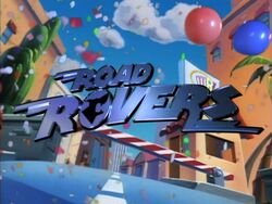 KidsWB RoadRovers