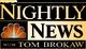 NBC Nightly News 1999