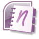 OneNote 2007 icon