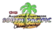 South Pacific Championship AGC rugby logo