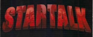 Startalk 2010 logo