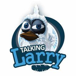 TalkingLarry2013Logo