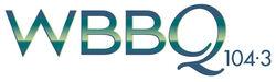 WBBQ-FM 104.3