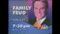 WTVJ Family Feud (1989)