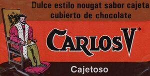 4 Carlos V 1980