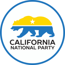 California National Party logo
