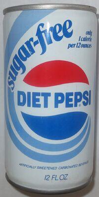 Diet Pepsi 1970