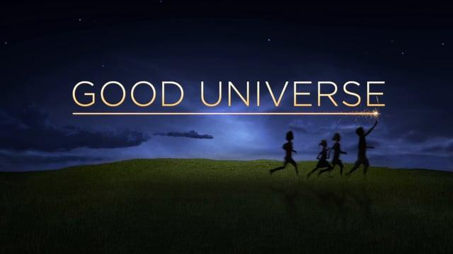 Good Universe - Animated Logo