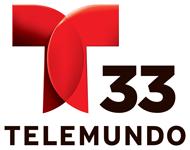 KCSO Telemundo 33 Logo