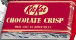 Kit Kat Chocolate Crisp