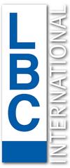 LBC International 2012 logo