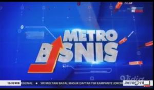 Metro bisnis 2018