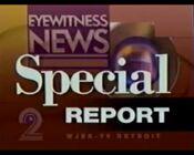 WJBK TV2 Eyewitness News 1994