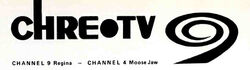 CHRE-TV logo 1966