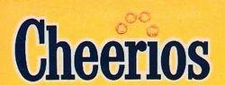 Cheerios 1957