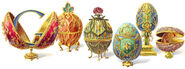 Google Peter Carl Fabergé's 166th Birthday