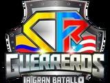Guerreros Colombia VS Puerto Rico