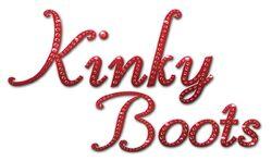 Kinky Boots movie logo