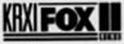 Krxi fox 11
