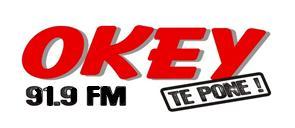 Logo de Radio Okey 91.9 FM 2006