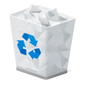 Recycle Bin Windows 10 full