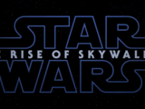 Star Wars Episode IX: The Rise of Skywalker