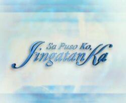 Sa Puso Ko Iingatan Ka titlecard