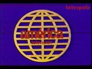 América Televisión Logo