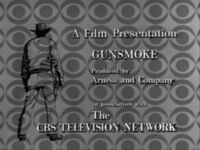 Cbs television-1959 gunsmoke