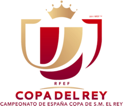Copa del Rey logo since 2012