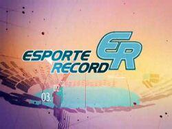 Esporte Record 2006