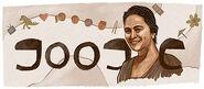 Google Yasmin Ahmad's 56th Birthday