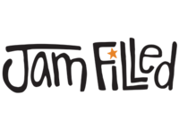 Jam filled logo