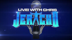 Live With Chris Jericho logo