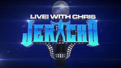 Live With Chris Jericho logo