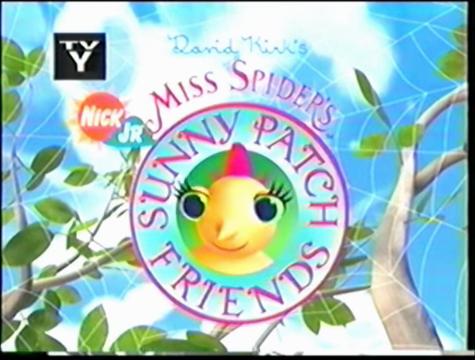 Nelvana. Com – shows miss spider's sunny patch friends.