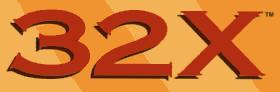 Sega 32X logo