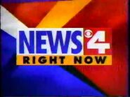 WFOR News 4 Right Now 1995