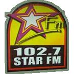 102.7 Star FM logo