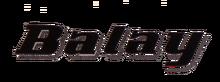 Balay logo 1958