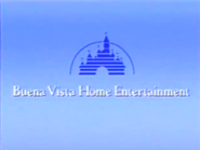Buena Vista Home Entertainment Logo 1989 e
