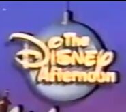 Disney Afternoon Christmas 1991