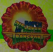 Dispatch Master Transport sign