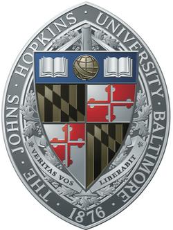 Johns Hopkins University's Academic Seal