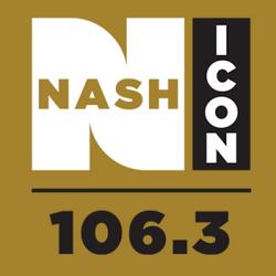 KRRF 106.3 Nash Icon