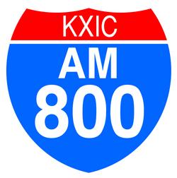 KXIC AM 800
